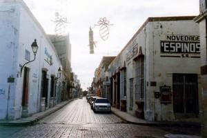 Mexique : Mexique, Campeche, 31 décembre 1995