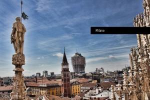 Italie : Milan