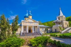 Moldavie : Monastère en Moldavie