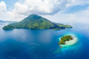 Moluques : île de Banda, Moluques