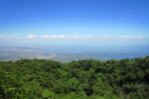 Mombacho Volcano (Parc national) : Mombacho Volcano - between Granada and Masaya, Nicaragua
