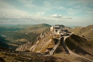 Mont-Dore : Du haut du Puy Sancy