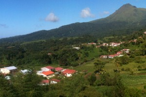 Montagne Pelée :