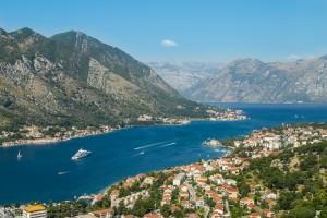 Monténégro : La baie de Kotor