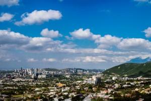 Monterrey : Panorámica Monterrey