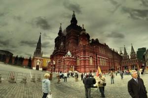 Russie : Moscou