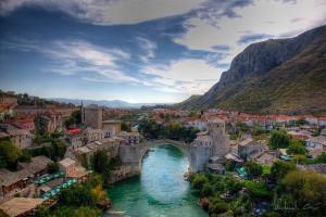 Bosnie-Herzégovine : Mostar