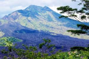 mont Batur :