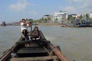Birmanie (Myanmar) : Myeik (îles Mergui)