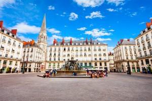 Nantes : Place Royale à Nantes