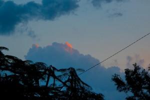 Natitingou : A sunset at Natitingou, Bénin