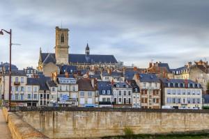 Nevers (Nièvre) :