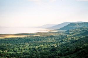 aire de conservation du Ngorongoro :
