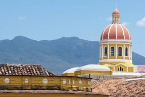 Nicaragua : Granada Cathedral