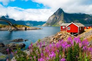 Norvège : Les îles Lofoten