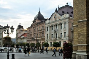Serbie : Novi Sad