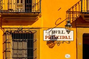 Oaxaca : Hotel Principial