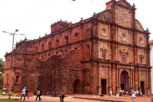 Vieux Goa (Old Goa) :