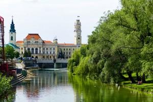 Oradea (Transylvanie) :