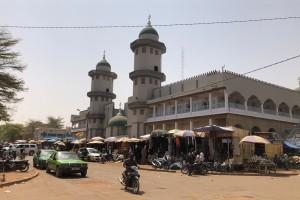 Ouagadougou : Grande Mosquée à Ouagadougou