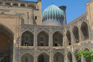 Ouzbékistan : Samarkand