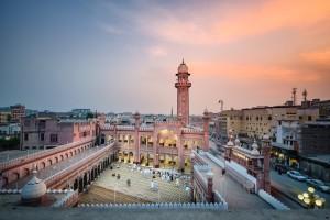 Pakistan : Mosquée de Peshawar, Pakistan