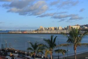 La Palma : Marina de Las Palmas