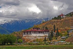 Bhoutan : Paro