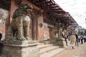 Népal : Patan