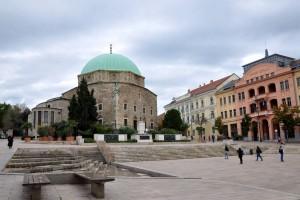 Hongrie : Pécs