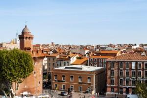 Perpignan : Vieille ville de Perpignan