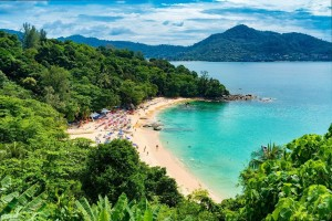 Phuket : Freedom Beach à Phuket