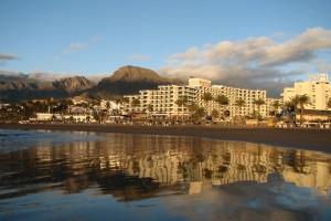 Tenerife : Playa de las Américas