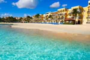 Playa del Carmen : Plage de Playa del Carmen dans la Riviera Maya