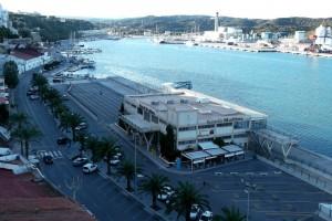 Port Mahon :