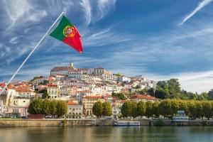 Portugal : Vieille ville universitaire de Coimbra
