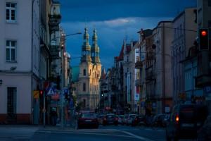 Poznan : Poznań - ul. Garbary