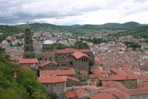 Auvergne : Le Puy-en-Velay (Haute-Loire)