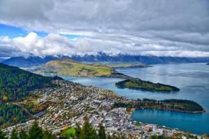 Nouvelle-Zélande : Queenstown