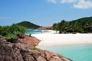 île de Redang :