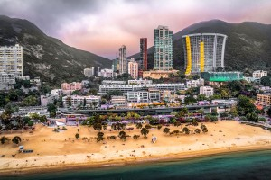 Repulse Bay beach :