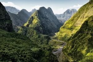 Réunion : Cirque de Mafate