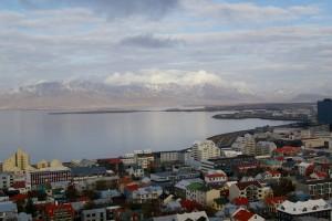 Islande : Reykjavík