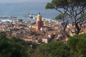 Saint-Tropez : Saint Tropez France - Meerblick