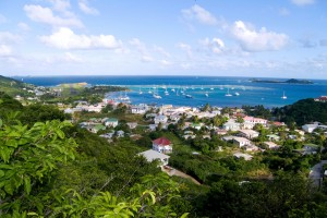 Saint-Vincent-et-les-Grenadines : Clifton Bay, Saint-Vincent-et-les-Grenadines