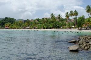 Martinique : Sainte-Luce