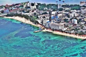 San Andrés (île) :