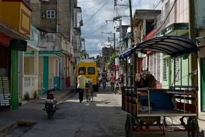 Santa Clara : Street in Santa Clara, Cuba 03-28-2019 002