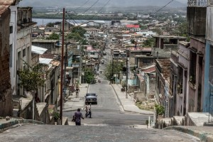 Santiago de Cuba : Streets of Santiago de Cuba