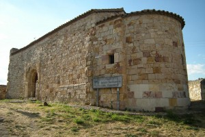 Santiago de los Caballeros : Iglesia de Santiago de los Caballeros de Zamora
